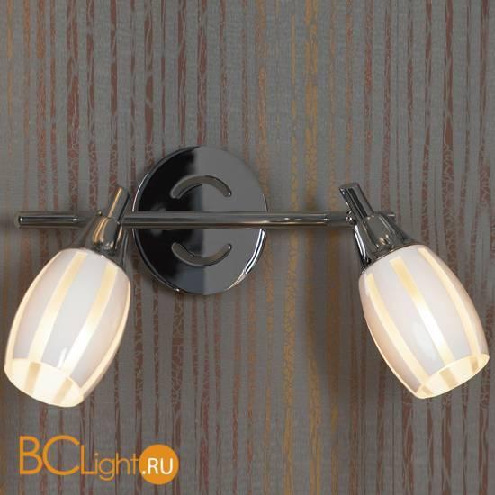 Спот (точечный светильник) Lussole Brindisi LSX-6701-02