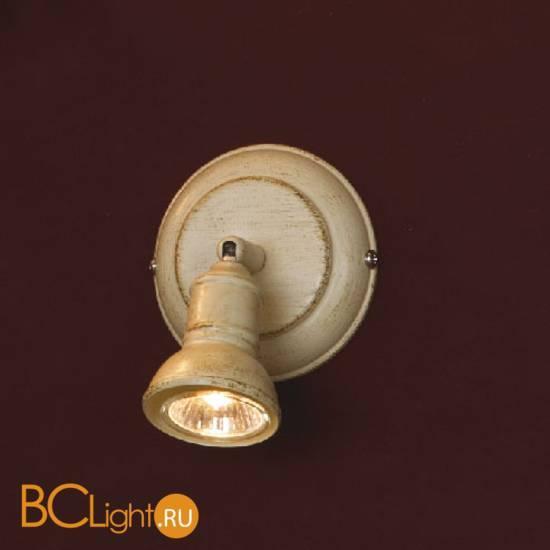 Спот (точечный светильник) Lussole Sobretta LSL-2501-01