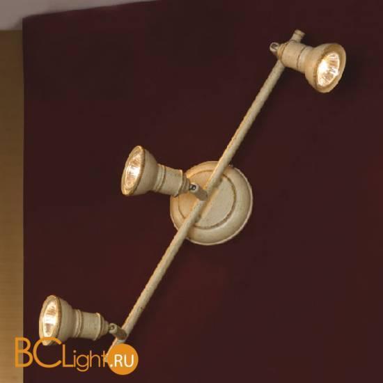 Спот (точечный светильник) Lussole Sobretta LSL-2501-03