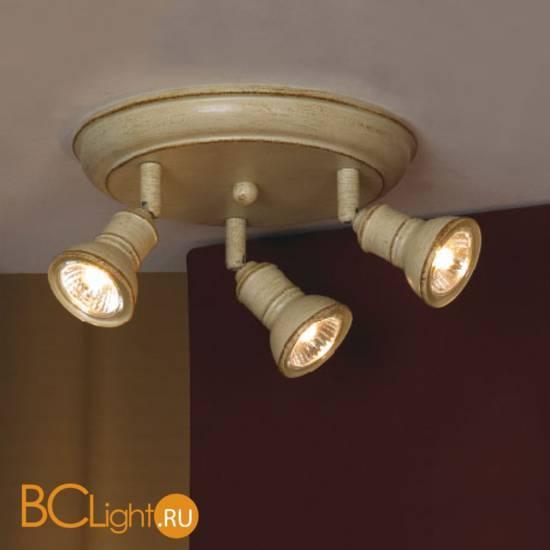 Спот (точечный светильник) Lussole Sobretta LSL-2507-03