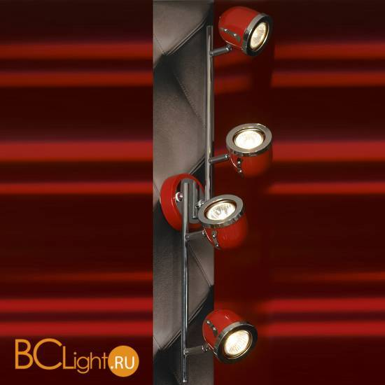 Спот (точечный светильник) Lussole Tivoli LSN-3109-04