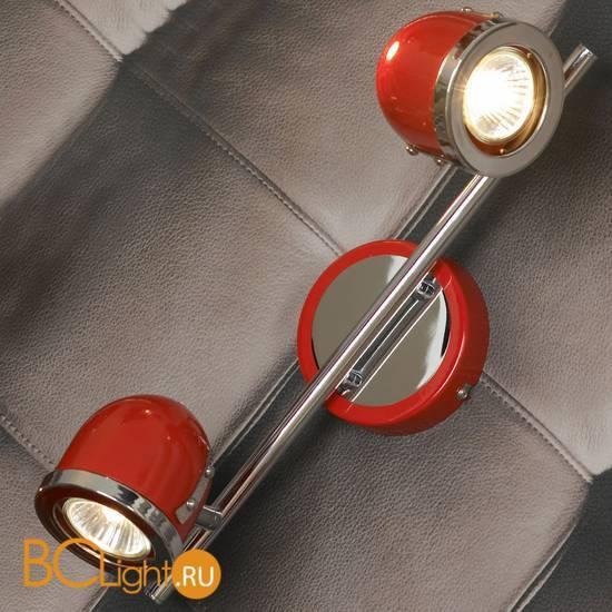 Спот (точечный светильник) Lussole Tivoli LSN-3101-02