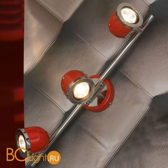 Спот (точечный светильник) Lussole Tivoli LSN-3101-03