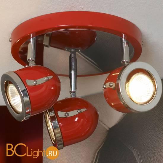 Спот (точечный светильник) Lussole Tivoli LSN-3107-03