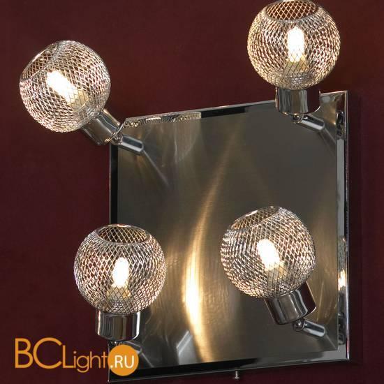 Спот (точечный светильник) Lussole Treia LSQ-3601-04