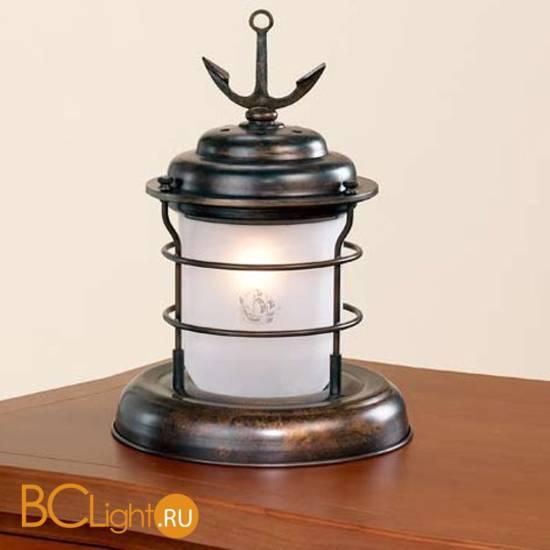 Настольная лампа Lustrarte Nautica Caravela 050.89 08