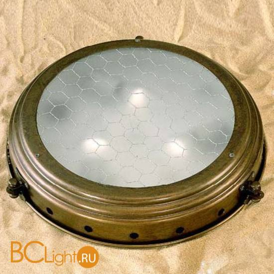 Потолочный светильник Lustrarte Nautica Escotilha 642/35.89 06
