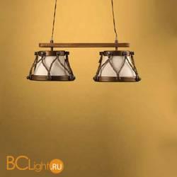 Подвесной светильник Lustrarte Rustica Tambor 365/2.89 Kobi