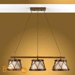 Подвесной светильник Lustrarte Rustica Tambor 365/3.89 Kobi