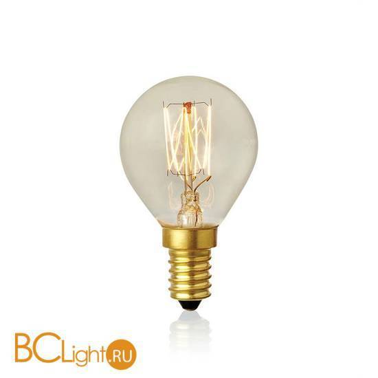 Лампа MarkSlojd E14 15W 2200K 106189