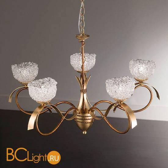 Люстра Masca Artica 1864/5 Oro cannella / Glass 577