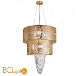Подвесной светильник Masca Cashmere 1868/8C Oro