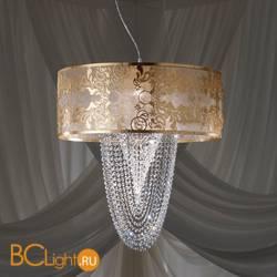 Подвесной светильник Masca Cashmere 1868/5C Oro