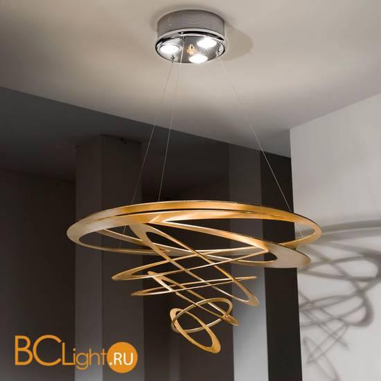Подвесной светильник Masca Loop 1873/3SG Oro