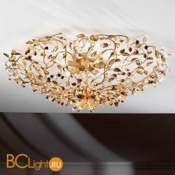 Потолочный светильник Masca Mughetto 2835/5PL Oro