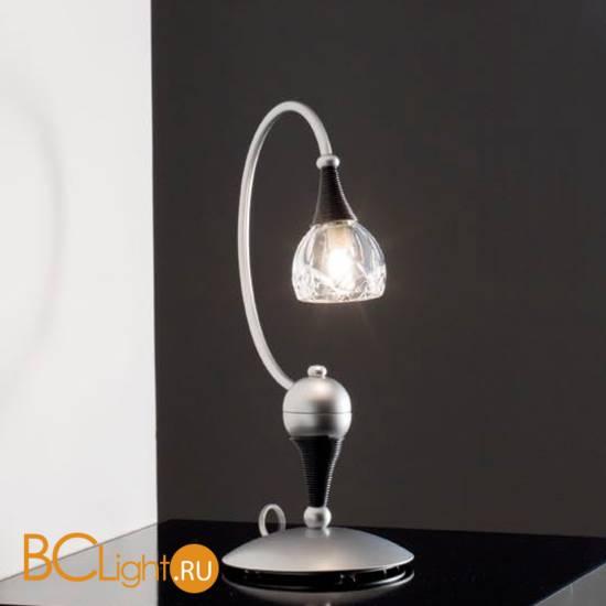Настольная лампа Masca Parfum 1867/B1 Acciaio ardesia