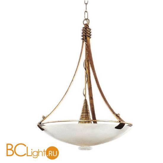 Подвесной светильник Masca Tuscania 1507/1 Oro / Glass 31