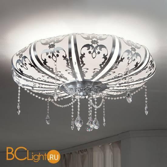 Потолочный светильник Masca Versailles 1879/6PL Argento