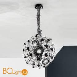 Подвесной светильник Masca Vie en Rose 1839/SF Nero nichel / Glass 525