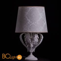 Настольная лампа Masiero Acantia TL1 V95 / DAM/36/WH