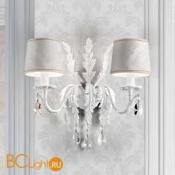 Бра Masiero Acantia A2 V95 / DAM/14/WH Cut crystal