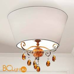 Потолочный светильник Masiero Antika PL1 /G16/ SAT/45/WH