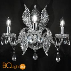 Бра Masiero Bohemia VE 886/A3 CUT CRYSTAL