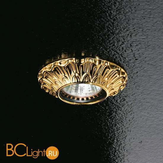 Встраиваемый спот (точечный светильник) Masiero Brass & spots VE 852