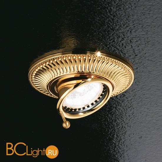 Встраиваемый спот (точечный светильник) Masiero Brass & spots VE 854