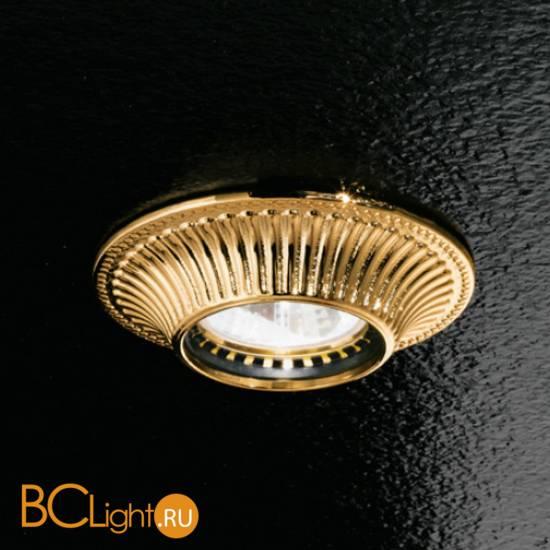 Встраиваемый спот (точечный светильник) Masiero Brass & spots VE 856