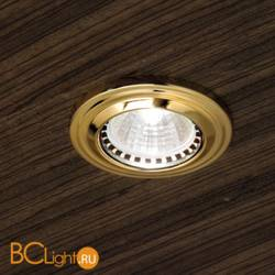 Встраиваемый спот (точечный светильник) Masiero Brass & spots VE 865
