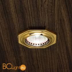 Встраиваемый спот (точечный светильник) Masiero Brass & spots VE 866