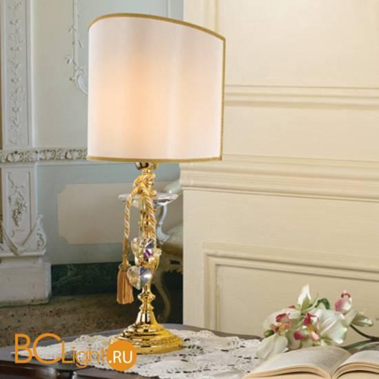Настольная лампа Masiero Brass & spots VE 1002 TL1