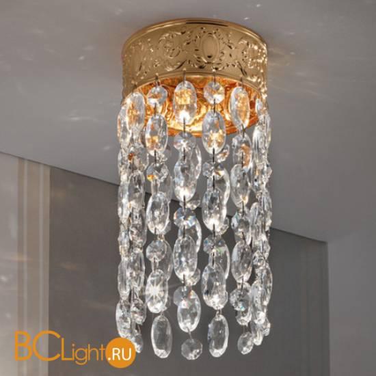 Спот (точечный светильник) Masiero Brass & spots VE 1107 TR