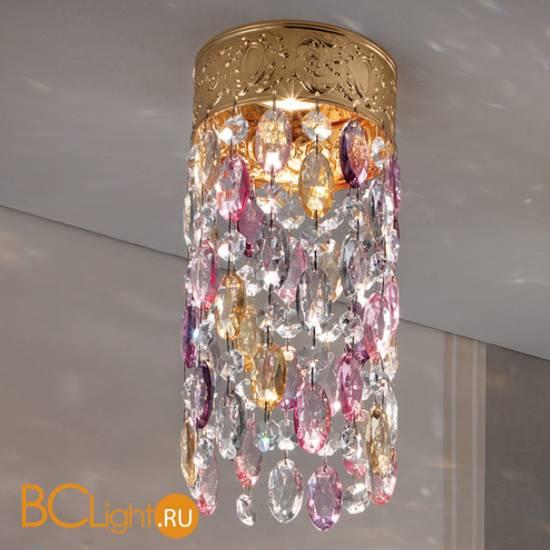 Спот (точечный светильник) Masiero Brass & spots VE 1107 MC