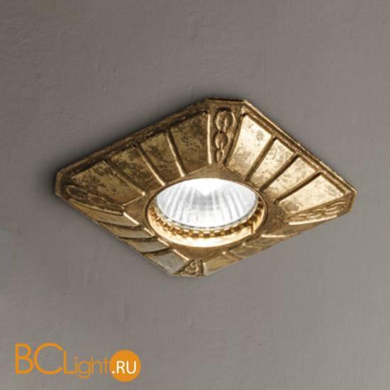 Встраиваемый спот (точечный светильник) Masiero Brass & spots VE 1190