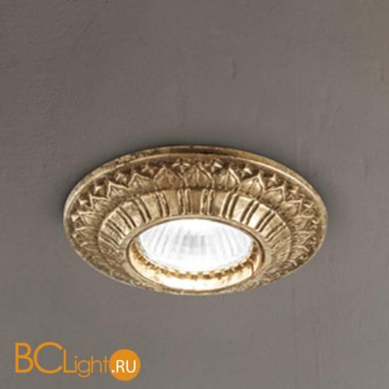 Встраиваемый спот (точечный светильник) Masiero Brass & spots VE 1191