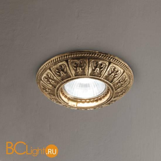 Встраиваемый спот (точечный светильник) Masiero Brass & spots VE 1192