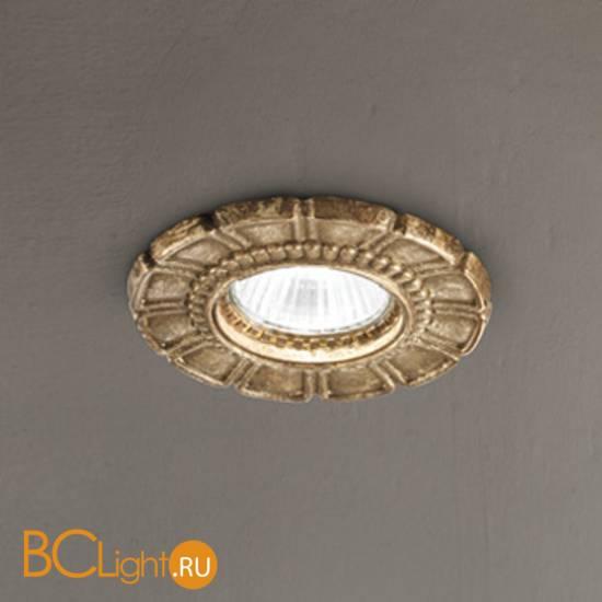 Встраиваемый спот (точечный светильник) Masiero Brass & spots VE 1193