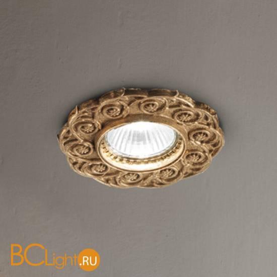 Встраиваемый спот (точечный светильник) Masiero Brass & spots VE 1194