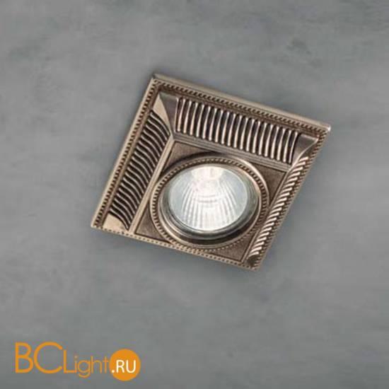 Встраиваемый светильник Masiero Brass & spots VE 855 G21