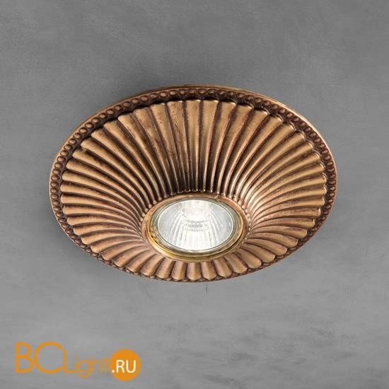 Встраиваемый светильник Masiero Brass & spots VE 856 G20