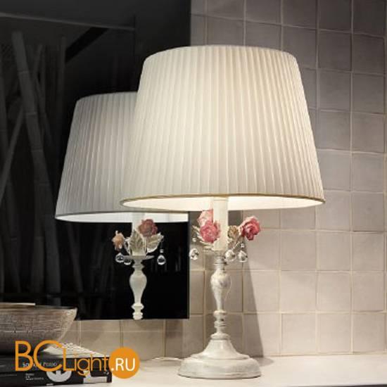 Настольная лампа Masiero Ceramic Garden TL1G V13 / PON/40/IV