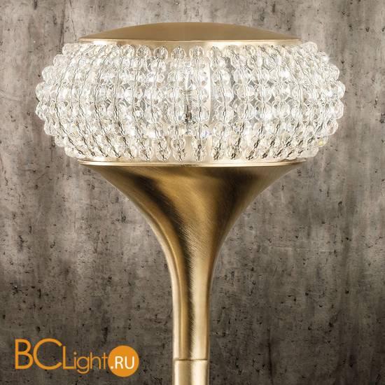 Настольная лампа Masiero Cristalis TL1 P G18 CUT