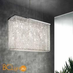 Подвесной светильник Masiero Cubo S/LONG/R G04 TR CUT CRYSTAL
