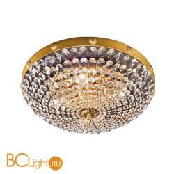 Потолочный светильник Masiero Elegantia PL4 G03-G05 Cut crystal