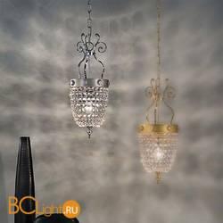 Подвесной светильник Masiero Elegantia 1 G04-G06 Half cut glass