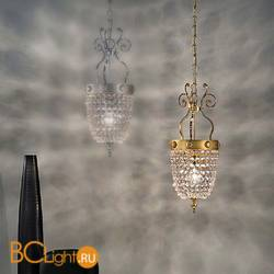 Подвесной светильник Masiero Elegantia 1 G03-G05 Half cut glass