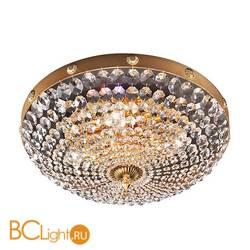 Потолочный светильник Masiero Elegantia PL3 G03-G05 Cut crystal