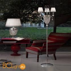 Торшер Masiero Elegantia STL3 G04-G06 / PON/16/WH Half cut glass